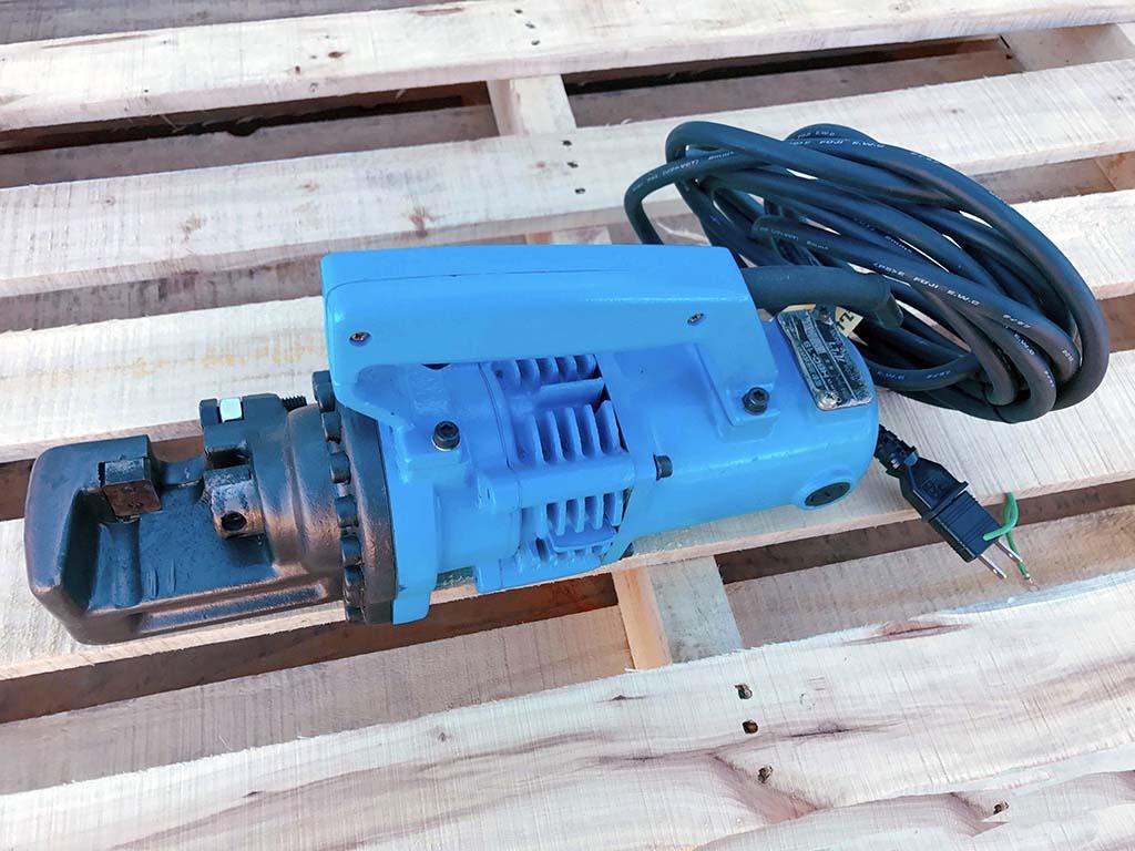 オグラの中古、電動油圧式鉄筋切断機(バーカッター)<br />HBC-816・HBC-19
