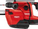 軽量、低粉じんで作業環境の劇的な改善 !! HILTI ロータリーハンマーTE6-A36 DRS
