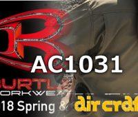 2018の空調服 AC1031 バートル【BURTEL】エアクラフト! 電動ファンが現場を変える