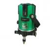 5倍明るいグリーンレーザー搭載 テクノ販売 レーザー墨出し器 LTC-G410PD