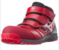 あのミズノのテクノロジーを駆使したワーキングシューズ・安全靴 C1GA1802