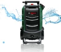 ボッシュ コードレス洗浄機 FONTUS (フォンタス) 大容量の給水タンクを搭載!!